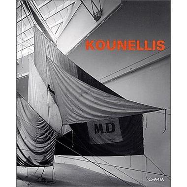 Jannis Kounellis, Used Book (9788881583867)