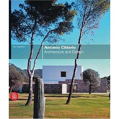 Antonio Citterio: Architecture and Design, New Book (9788876246470)