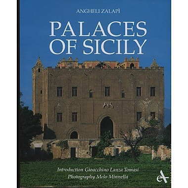 Palaces of Sicily, New Book (9788877432971)