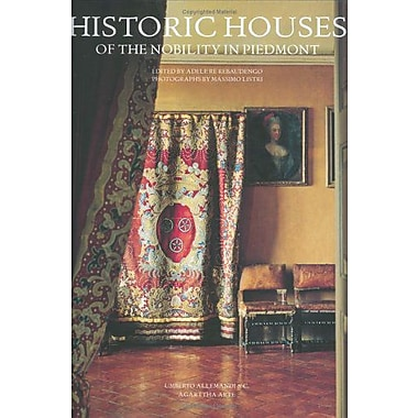 Historic Houses of the Nobility in Piedmont (9788842213956)