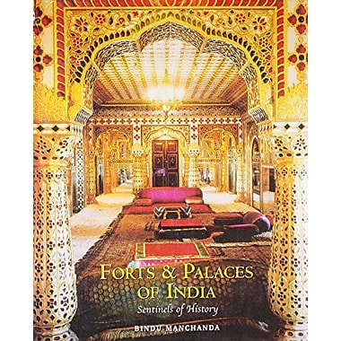 Forts & Palaces of India: Sentinels of History (Asia Colour Guides), Used Book (9788174363817)