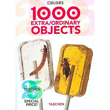 1000 Extra/Ordinary Objects, Used Book (9783822848067)
