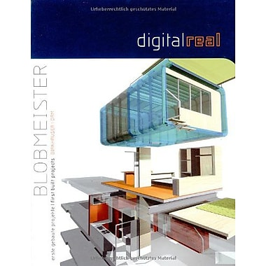 Digital Real--Blobmeister: first built projects, Used Book (9783764365721)