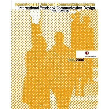 International Yearbook Communication Design 2005/2006, New Book (9783899860542)