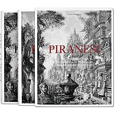Piranesi, 2 Vol., New Book (9783836531962)