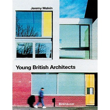 Young British Architects, New Book (9783764361532)