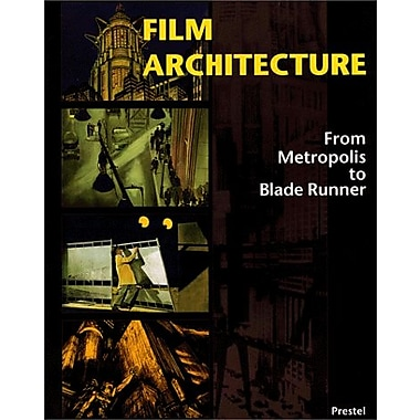 Film Architecture: From Metropolis to Blade Runner, Used Book (9783791321639)