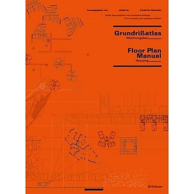 Floor Plan Manual: Housing: 3. Updated and Extended Edition, New Book (9783764369859)