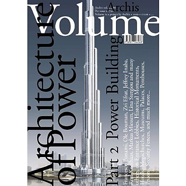 Volume 6: Architecture of Power, Part II, Used Book (9789077966068)