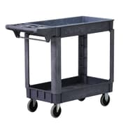 WEN Two Shelf Utility Cart