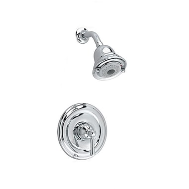American Standard Portsmouth Flowise Dual Shower Faucet Trim Kit; Polished Chrome