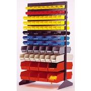 Quantum Complete Storage Unit w/ Classic Bins; Ivory