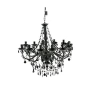 Renaissance 2K 12-Light Crystal Chandelier