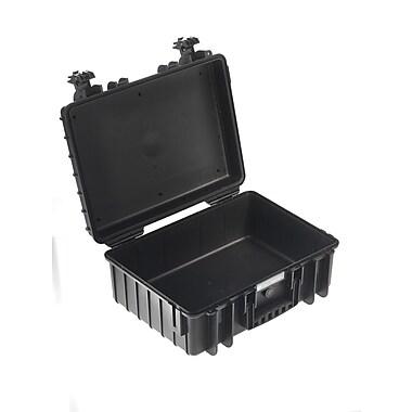 B&W Type 5000 Outdoor Empty Case; Black