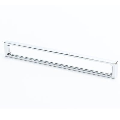 R. Christensen Dual 7 5/9'' Center Bar Pull; Chrome