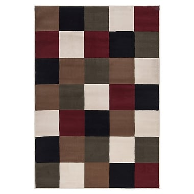 sweet home stores Clifton Multi-Colored Area Rug; 7'10'' x 9'10''