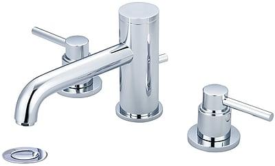 Pioneer Motegi Widespread Bathroom Faucet; Brushed Nickel