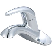 Pioneer Legacy Single Handle Centerset Bathroom Faucet; Polished Chrome