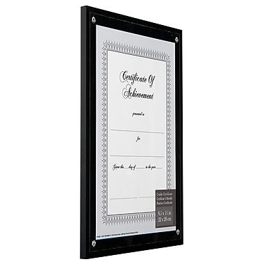 NielsenBainbridge Gallery Solutions Plaque Document Picture Frame