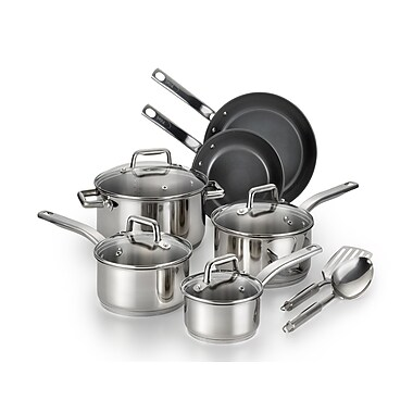 T-fal Precision 12 Piece Cookware Set