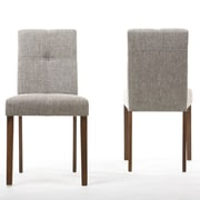 Wholesale Interiors Baxton Studio Elsa Side Chair (Set of 2)