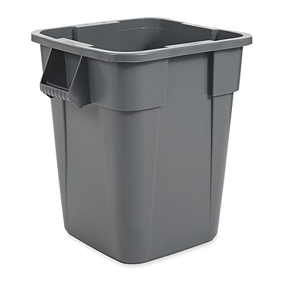 Rubbermaid® Square Brute® Container, 40 gal.