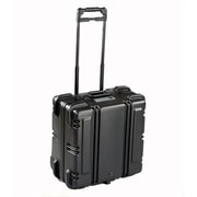 Chicago Case ''Military-Ready'' Square Tool Case (with built-in cart)