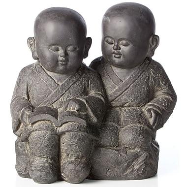 Alfresco Home Buddha Buddies Statue