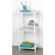 Evideco Miami 13.4'' W x 31'' H Bathroom Shelf