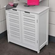 Evideco Miami 23.6'' W x 23.6'' H Cabinet