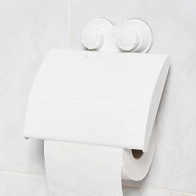 Evideco Wall Mount Toilet Paper Holder WYF078278404989