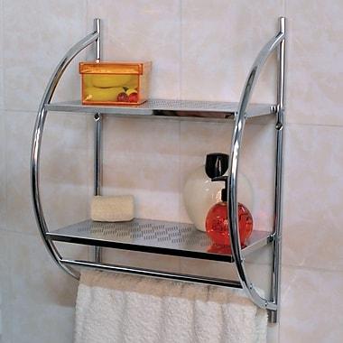 Evideco Double Wall Shelf