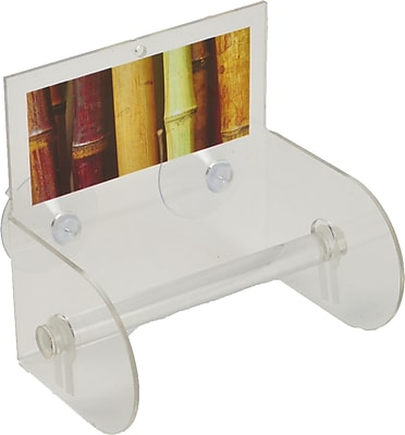 Evideco Java Wall Mounted Toilet Tissue Paper Roll Holder