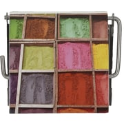 Evideco Holi Festival Wall Mounted Printed Toilet Tissue Roll Holder
