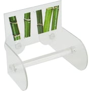 Evideco Ecobio Wall Mounted Toilet Tissue Paper Roll Holder