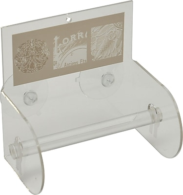 Evideco Paris Romance Wall Mounted Toilet Tissue Paper Roll Holder