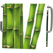 Evideco Ecobio Wall Mounted Printed Toilet Tissue Roll Holder