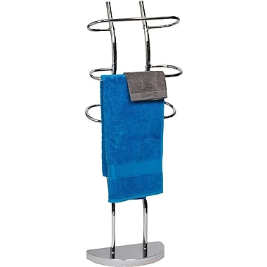 Evideco 3 Curved Bar Free Standing Towel Stand