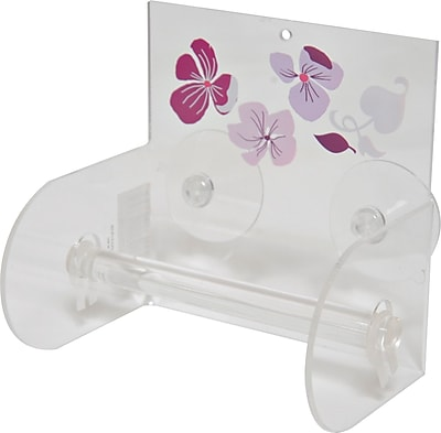 Evideco Softies Wall Mounted Toilet Tissue Paper Roll Holder