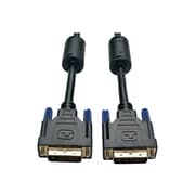 Tripp Lite P560-100-HD 100' DVI-D High Definition Dual Link Digital TMDS Monitor Cable, Black