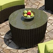 Forever Patio Barbados Chat Table