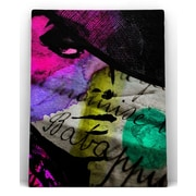 RedNoir Babappu Framed Graphic Art on Wrapped Canvas