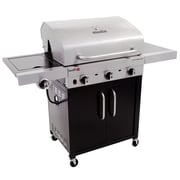 CharBroil Performance 3-Burner Propane Gas Grill w/ Cabinet