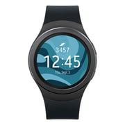 Samsung - Montre intelligente Gear S2 (SM-R7200ZWAXAC), noir