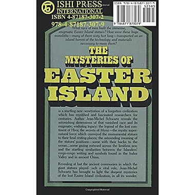 The Mysteries of Easter Island, Used Book (9784871873079)