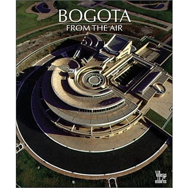 Bogota from the Air, New Book (9789589138922)