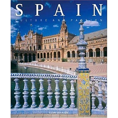 Spain (Exploring Countries of the World), Used Book (9788854401365)