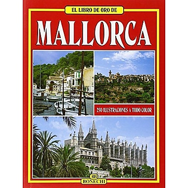 Majorca, Golden Book (Spanish Language Edition) (9788880296645)