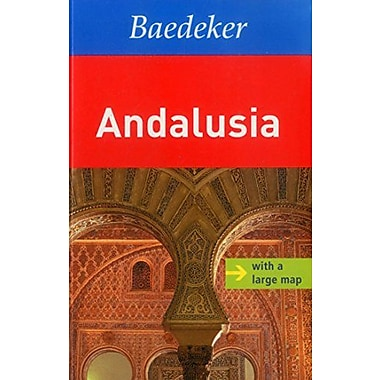 Andalucia Baedeker Guide (Baedeker Guides), Used Book (9783829764858)