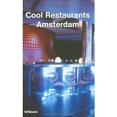 Cool Restaurants Amsterdam, Used Book (9783823845881)